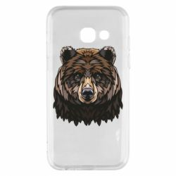 Чохол для Samsung A3 2017 Bear graphic