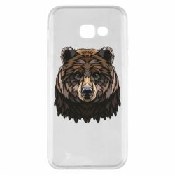 Чохол для Samsung A5 2017 Bear graphic