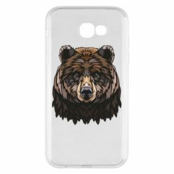 Чохол для Samsung A7 2017 Bear graphic