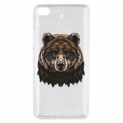 Чехол для Xiaomi Mi 5s Bear graphic