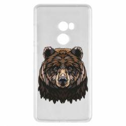 Чехол для Xiaomi Mi Mix 2 Bear graphic