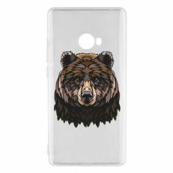 Чехол для Xiaomi Mi Note 2 Bear graphic