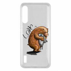 Чохол для Xiaomi Mi A3 Bear hugs a hare
