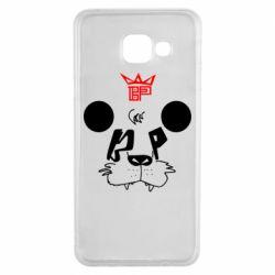 Чехол для Samsung A3 2016 Bear panda
