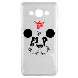 Чехол для Samsung A5 2015 Bear panda