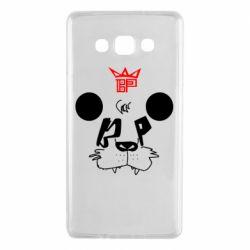 Чехол для Samsung A7 2015 Bear panda