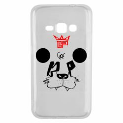 Чехол для Samsung J1 2016 Bear panda