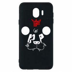 Чехол для Samsung J4 Bear panda