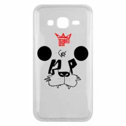 Чехол для Samsung J5 2015 Bear panda