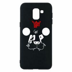 Чехол для Samsung J6 Bear panda