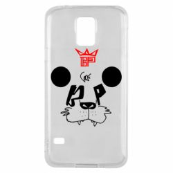 Чехол для Samsung S5 Bear panda