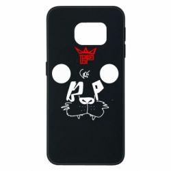 Чехол для Samsung S6 EDGE Bear panda