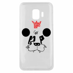 Чехол для Samsung J2 Core Bear panda