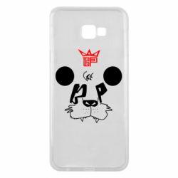 Чехол для Samsung J4 Plus 2018 Bear panda