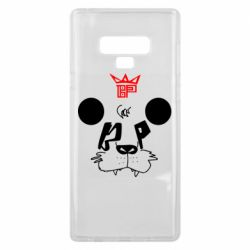 Чехол для Samsung Note 9 Bear panda