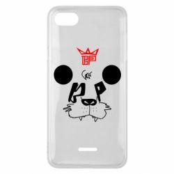 Чехол для Xiaomi Redmi 6A Bear panda