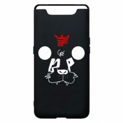 Чехол для Samsung A80 Bear panda