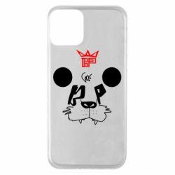 Чехол для iPhone 11 Bear panda