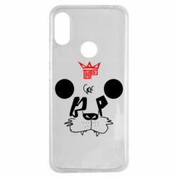 Чехол для Xiaomi Redmi Note 7 Bear panda