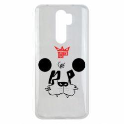 Чехол для Xiaomi Redmi Note 8 Pro Bear panda