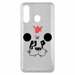 Чехол для Samsung M40 Bear panda