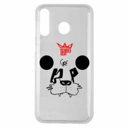 Чехол для Samsung M30 Bear panda