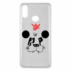 Чехол для Samsung A10s Bear panda