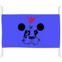 Флаг Bear panda