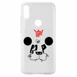 Чехол для Xiaomi Mi Play Bear panda
