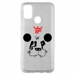 Чехол для Samsung M30s Bear panda