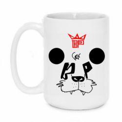 Кружка 420ml Bear panda