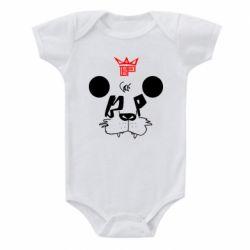 Детский бодик Bear panda