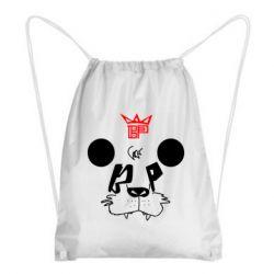 Рюкзак-мешок Bear panda