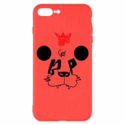 Чехол для iPhone 7 Plus Bear panda