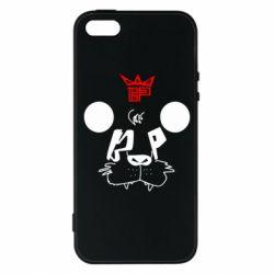 Чехол для iPhone5/5S/SE Bear panda