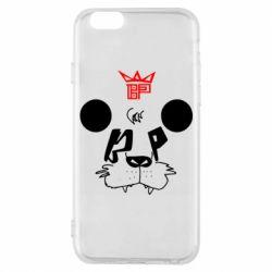 Чехол для iPhone 6/6S Bear panda