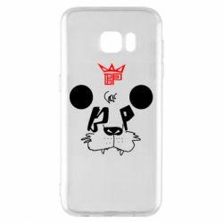 Чехол для Samsung S7 EDGE Bear panda