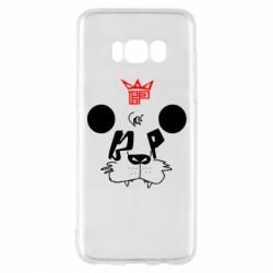 Чехол для Samsung S8 Bear panda