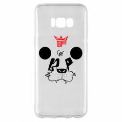 Чехол для Samsung S8+ Bear panda
