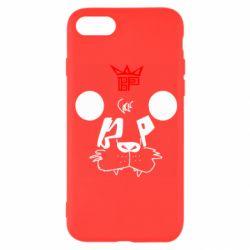 Чехол для iPhone 8 Bear panda