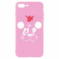 Чехол для iPhone 8 Plus Bear panda