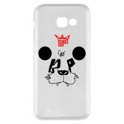 Чехол для Samsung A5 2017 Bear panda