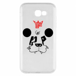 Чехол для Samsung A7 2017 Bear panda