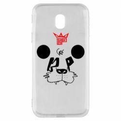 Чехол для Samsung J3 2017 Bear panda