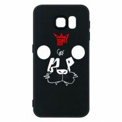 Чехол для Samsung S6 Bear panda
