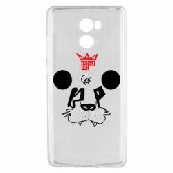 Чехол для Xiaomi Redmi 4 Bear panda