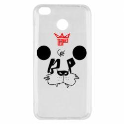 Чехол для Xiaomi Redmi 4x Bear panda