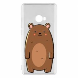 Чехол для Xiaomi Mi Note 2 Bear with a smile
