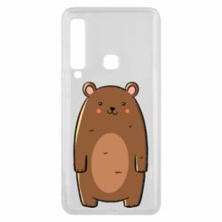 Чехол для Samsung A9 2018 Bear with a smile