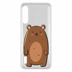 Чохол для Xiaomi Mi A3 Bear with a smile